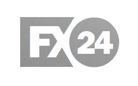 Разработка логотипа компании FX-24 фото f_568545509d66422f.png