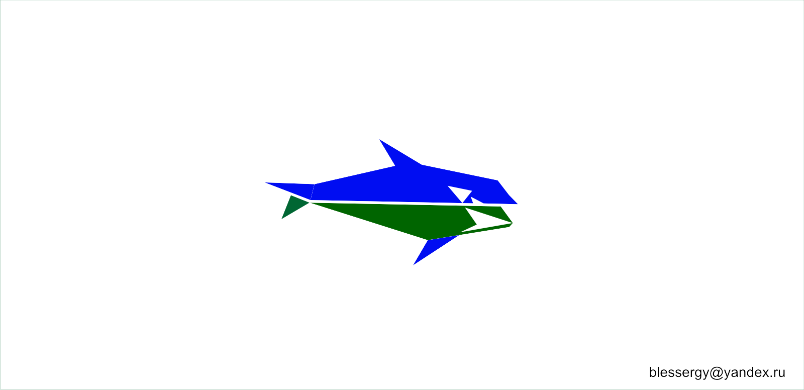 Разработка фирменного символа компании - касатки, НЕ ЛОГОТИП фото f_4495b03818b40aee.png