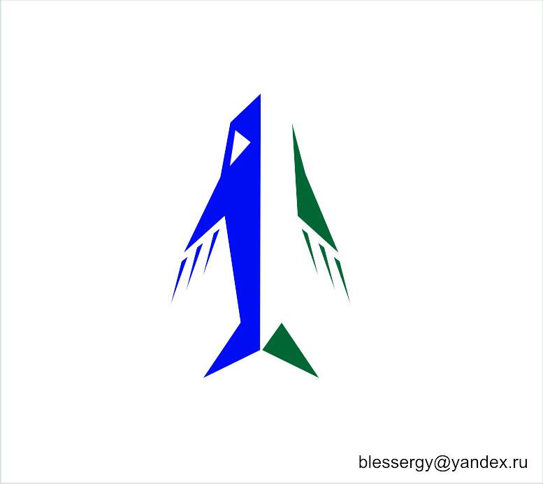 Разработка фирменного символа компании - касатки, НЕ ЛОГОТИП фото f_6095b0386d1cbba1.png