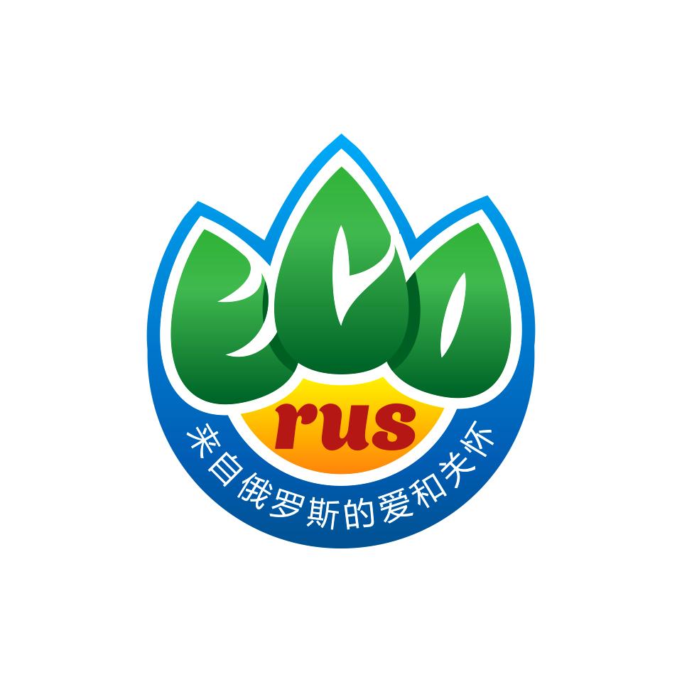 Логотип для поставщика продуктов питания из России в Китай фото f_6345eaaa554a3f3e.png