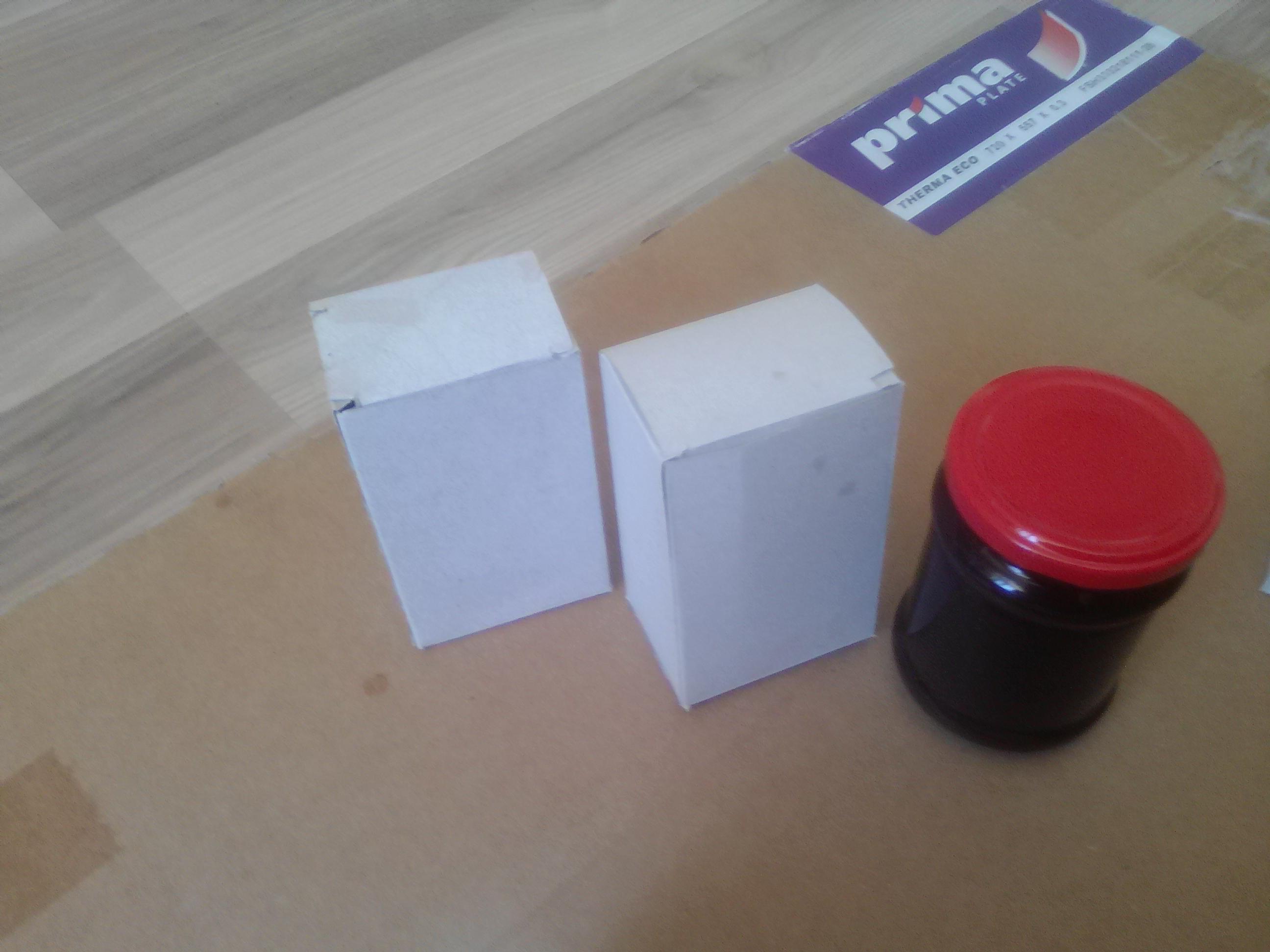 Дизайн подарочной-сувенирной коробки: с чаем и варением фото f_8735a522223860fd.jpg