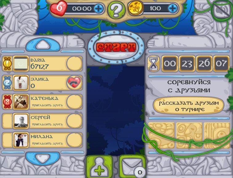"""""""Головоломка Майя"""", match3"""
