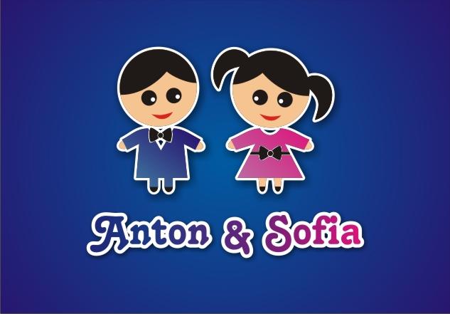 Логотип и вывеска для магазина детской одежды фото f_4c827cbdc748c.jpg