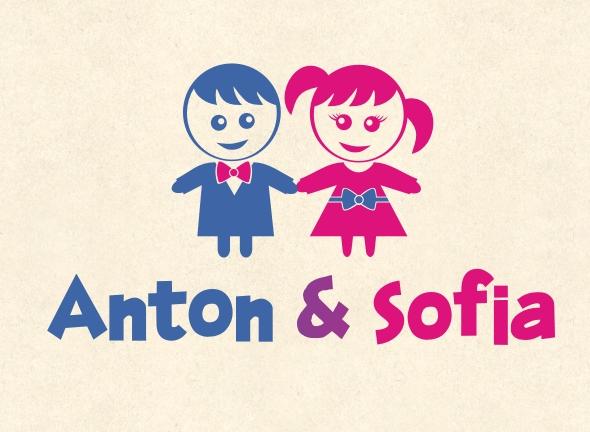 Логотип и вывеска для магазина детской одежды фото f_4c848a5d11899.jpg