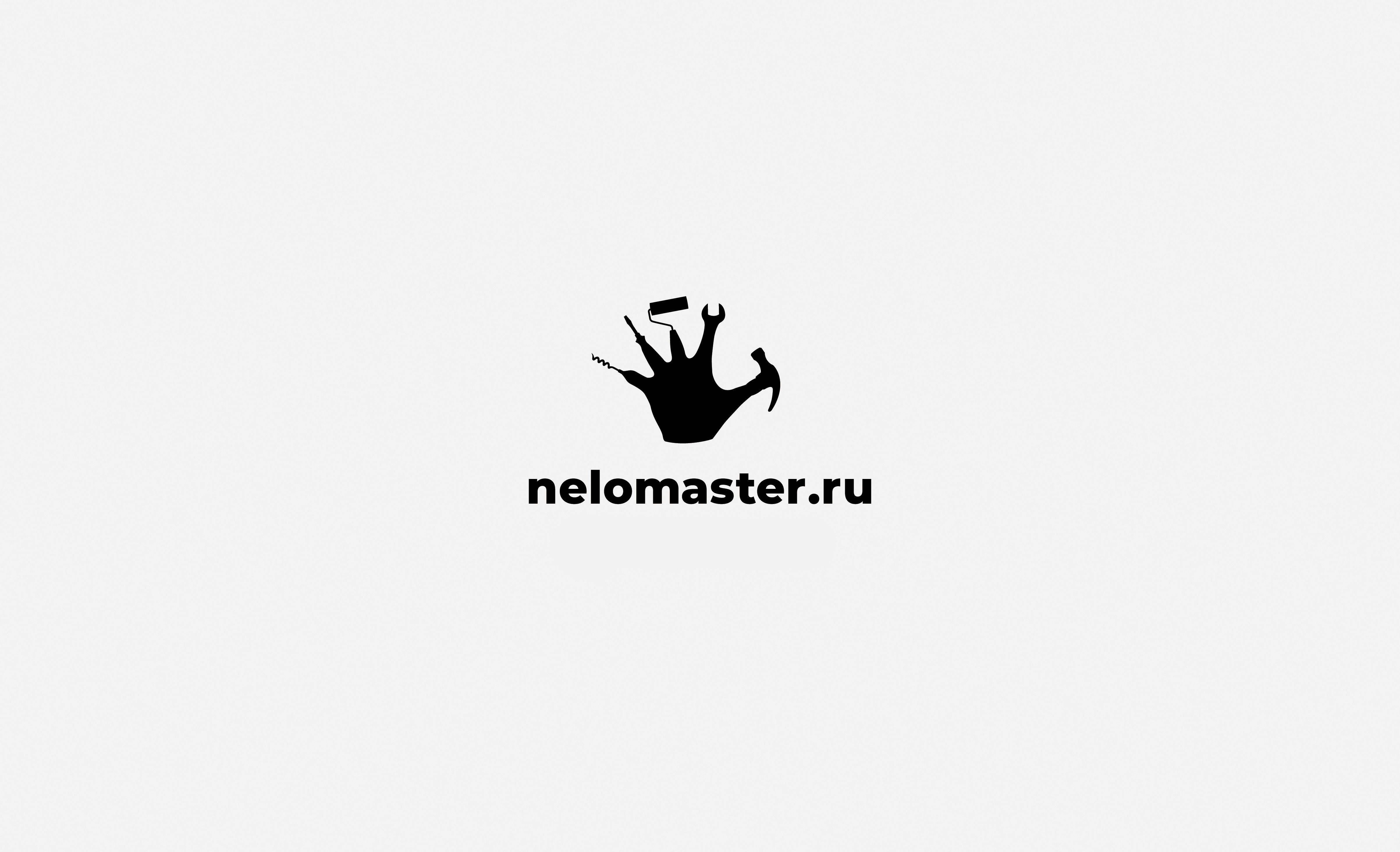 """Логотип сервиса """"Муж на час""""=""""Мужская помощь по дому"""" фото f_8975dc3508c726b0.jpg"""