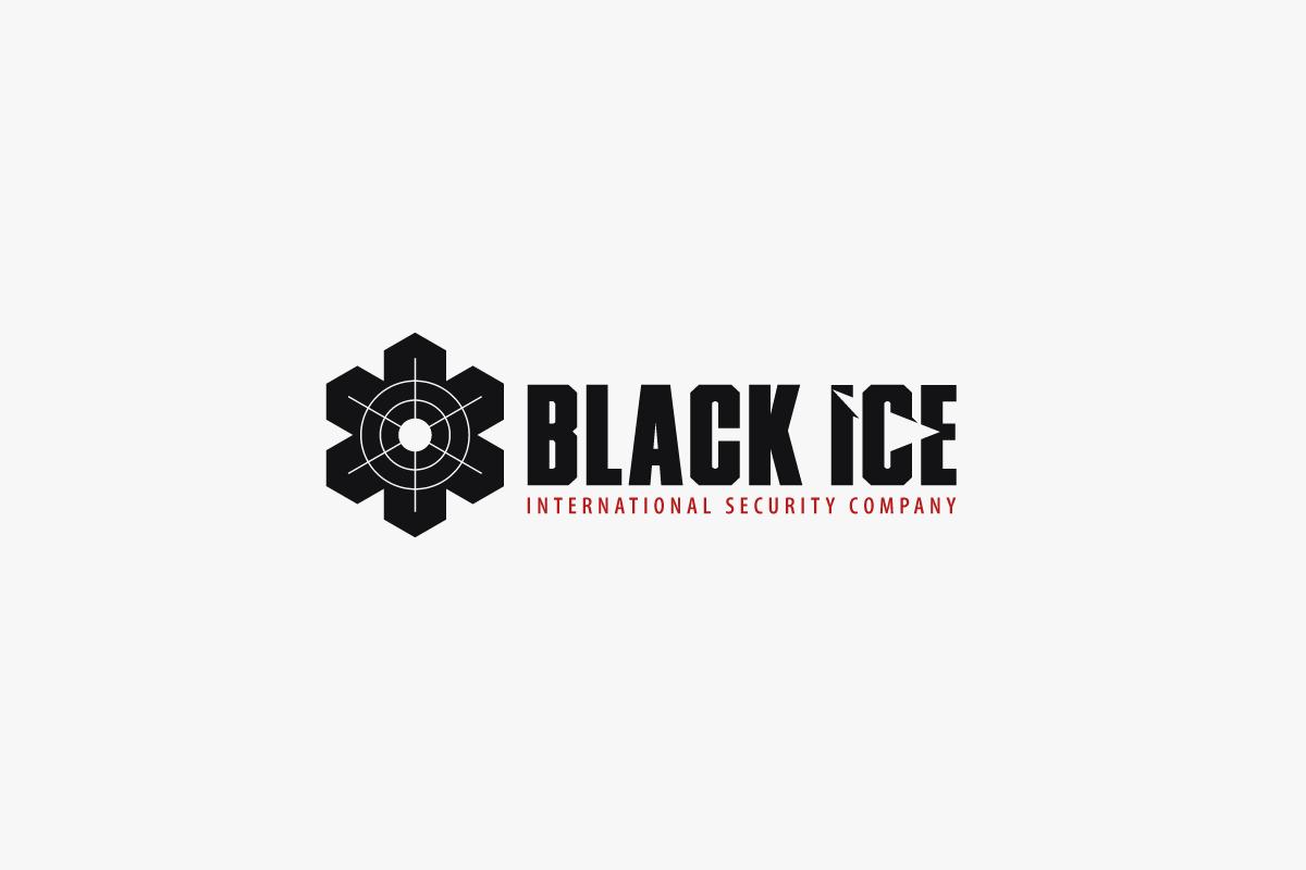 "Логотип + Фирменный стиль для компании ""BLACK ICE"" фото f_0375716425d63888.png"
