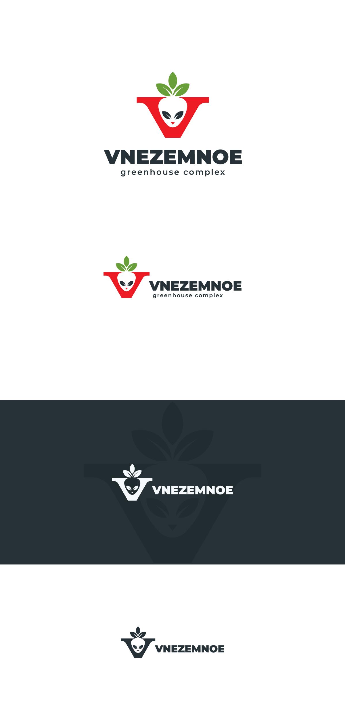 """Логотип и фирменный стиль """"Внеземное"""" фото f_3955e7e43f599642.png"""