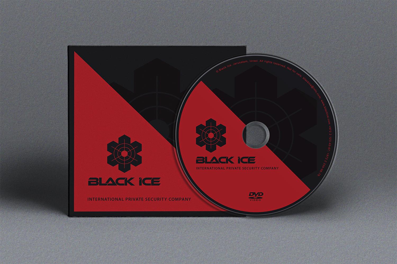 """Логотип + Фирменный стиль для компании """"BLACK ICE"""" фото f_499571a46f1d0100.jpg"""