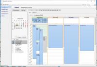 Планировщик задач для модуля задачи, события, маршруты, консультации с графиками Ганта.