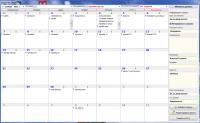 Модуль календарь задач, журнал ситема оповещения.