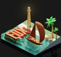 Наш стартап в USA Флорида Маями FOXi - агрегатор аренды и водного такси http://foxi.boats
