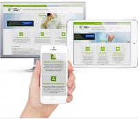 Редизайн корпоративного сайта для факторинговой компании