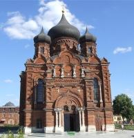 Храм 1902г центр Тула до реставрации