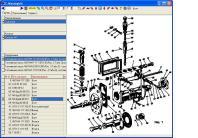 Графический каталог, модуль формирования и модуль просмотра. Моя 1ая работа в интернет сделана в 2000году!!!