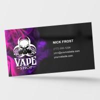 Визитка Vape Shop
