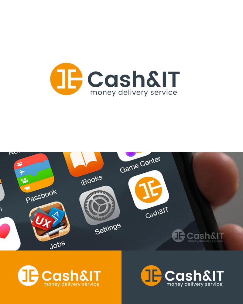 Логотип для Cash & IT - сервис доставки денег фото f_0425fe0dac82c8cc.jpg
