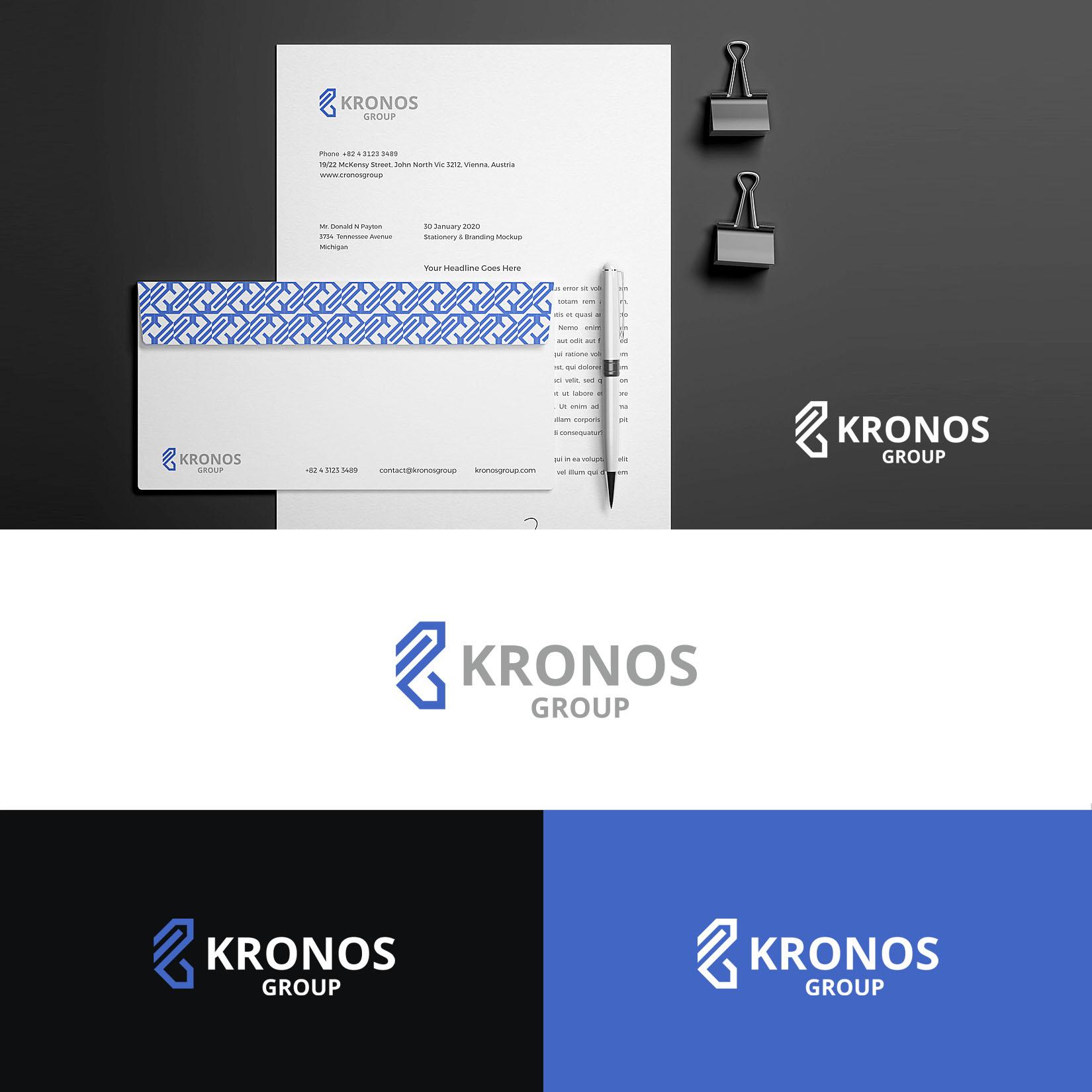 Разработать логотип KRONOS фото f_0465fb00bb6529f5.jpg