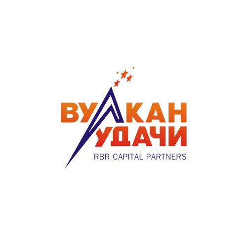 Разработка логотипа для брокерской компании ВУЛКАН УДАЧИ фото f_278519cde718f367.jpg