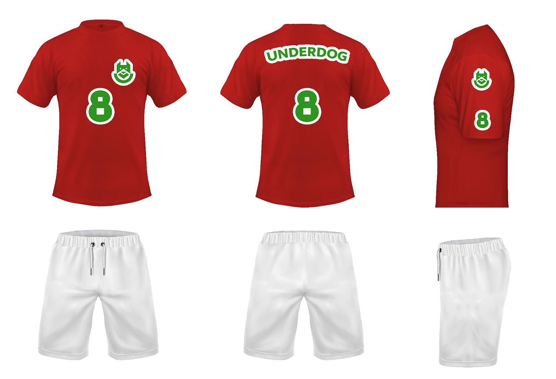 Футбольный клуб UNDERDOG - разработать фирстиль и бренд-бук фото f_5125caf8adf71c15.jpg