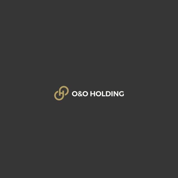 """Разработка Логотипа +  Фирменного знака для компании """"O & O HOLDING"""" фото f_7505c7c2460a0e15.jpg"""