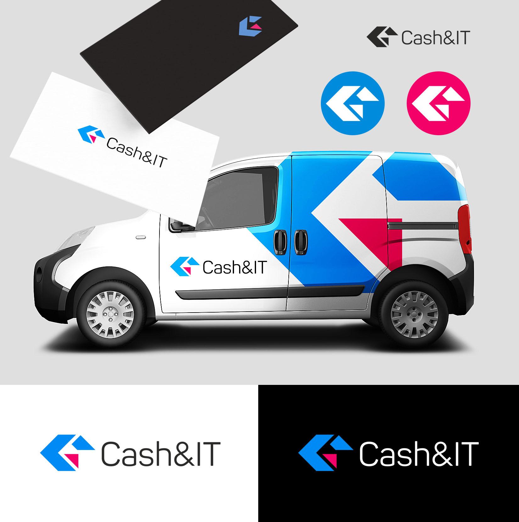 Логотип для Cash & IT - сервис доставки денег фото f_7725fd9f07d32554.jpg
