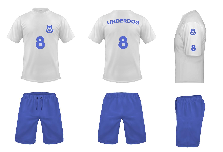 Футбольный клуб UNDERDOG - разработать фирстиль и бренд-бук фото f_7785caf8a8236ba5.jpg