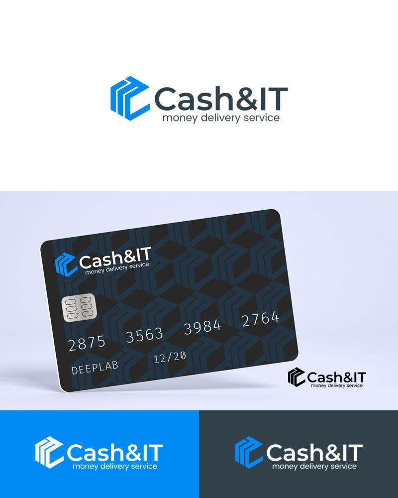 Логотип для Cash & IT - сервис доставки денег фото f_9115fe0e95e2c1f8.jpg