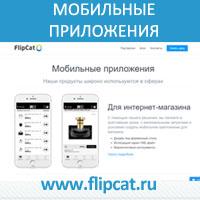 Мобильное приложение Flipcat