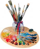 Описание урока по рисованию