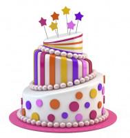 Детские торты (описание)