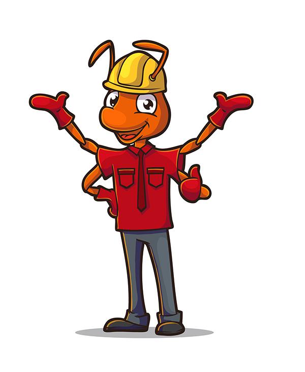 """Необходимо разработать дизайн персонажа """"Муравей"""" для сайта  фото f_9995783a75532c17.jpg"""