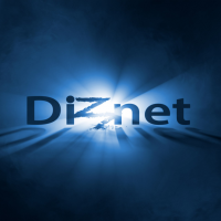 Логотип проекта DIZNET