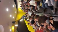 На профессиональном семинаре в офисе Яндекса в июне 2019