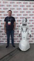 Май 2019: Я на выставке и конференции интернет торговли ECOM19