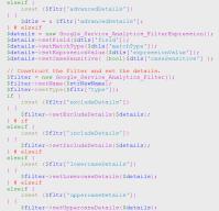 Analytics API. Копирование фильтров Google Analytics между аккаунтами