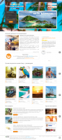 Сайт туристической тематики под ключ