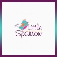 """Логотип """"Litle Sparrow"""""""