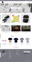 Интернет магазин одежды под ключ