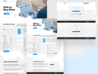 редизайн сервиса для покупки и продажи сайтов