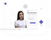 Дизайн сайта по прототипу для услуг ортодонта