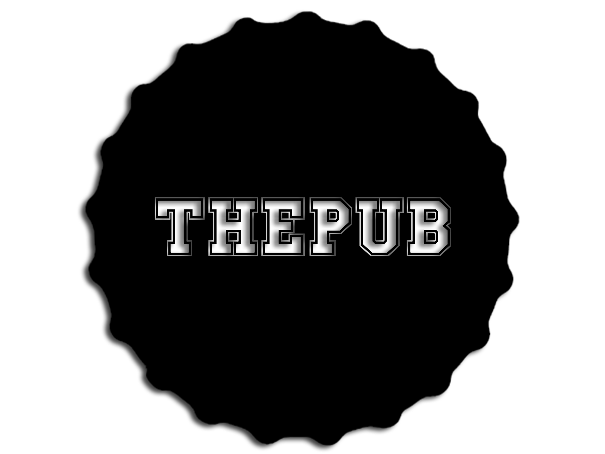 """Разработка логотипа торговой марки """"THEPUB"""" фото f_12851df17763eea4.jpg"""