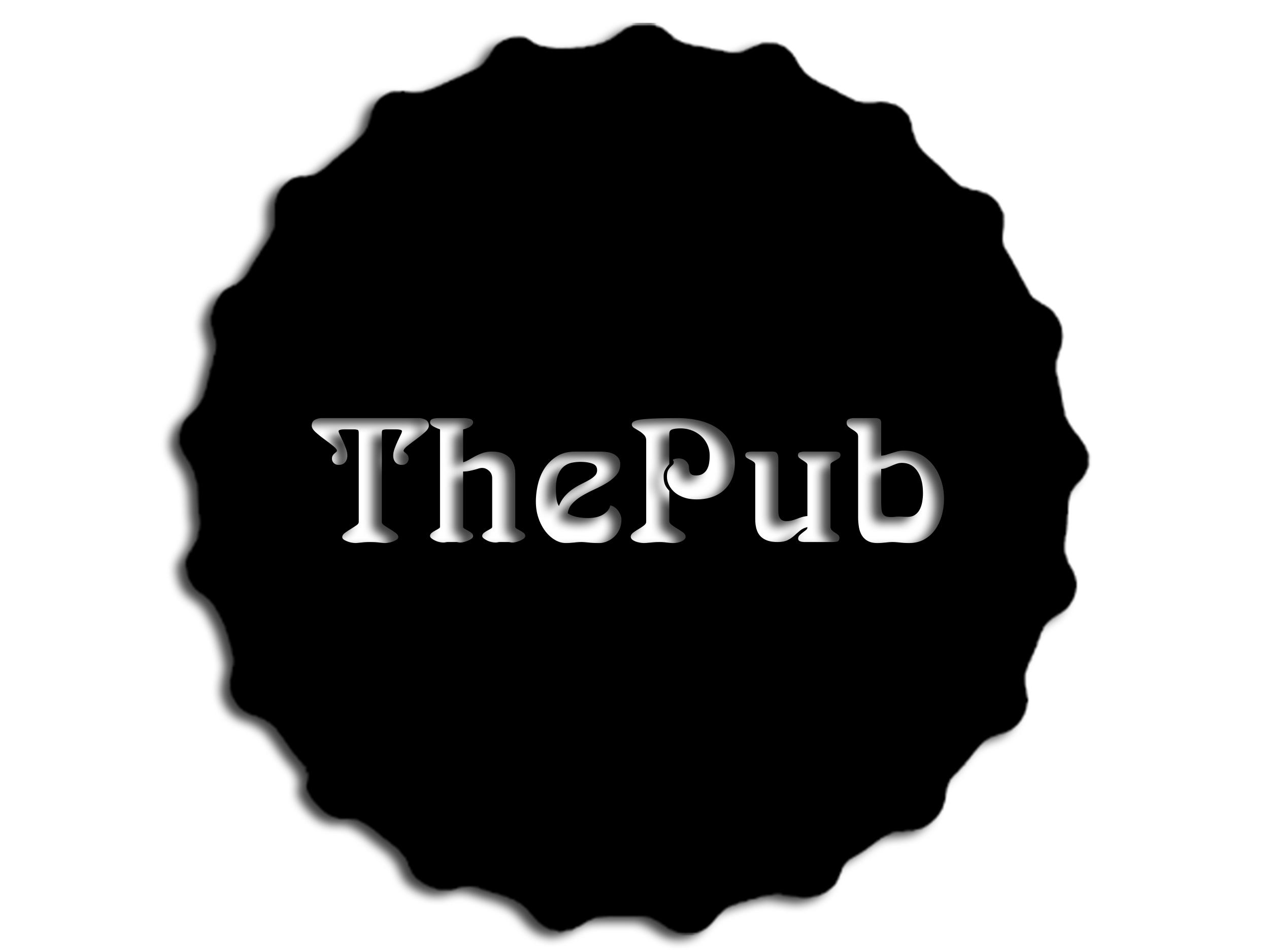 """Разработка логотипа торговой марки """"THEPUB"""" фото f_17751df177488680.jpg"""