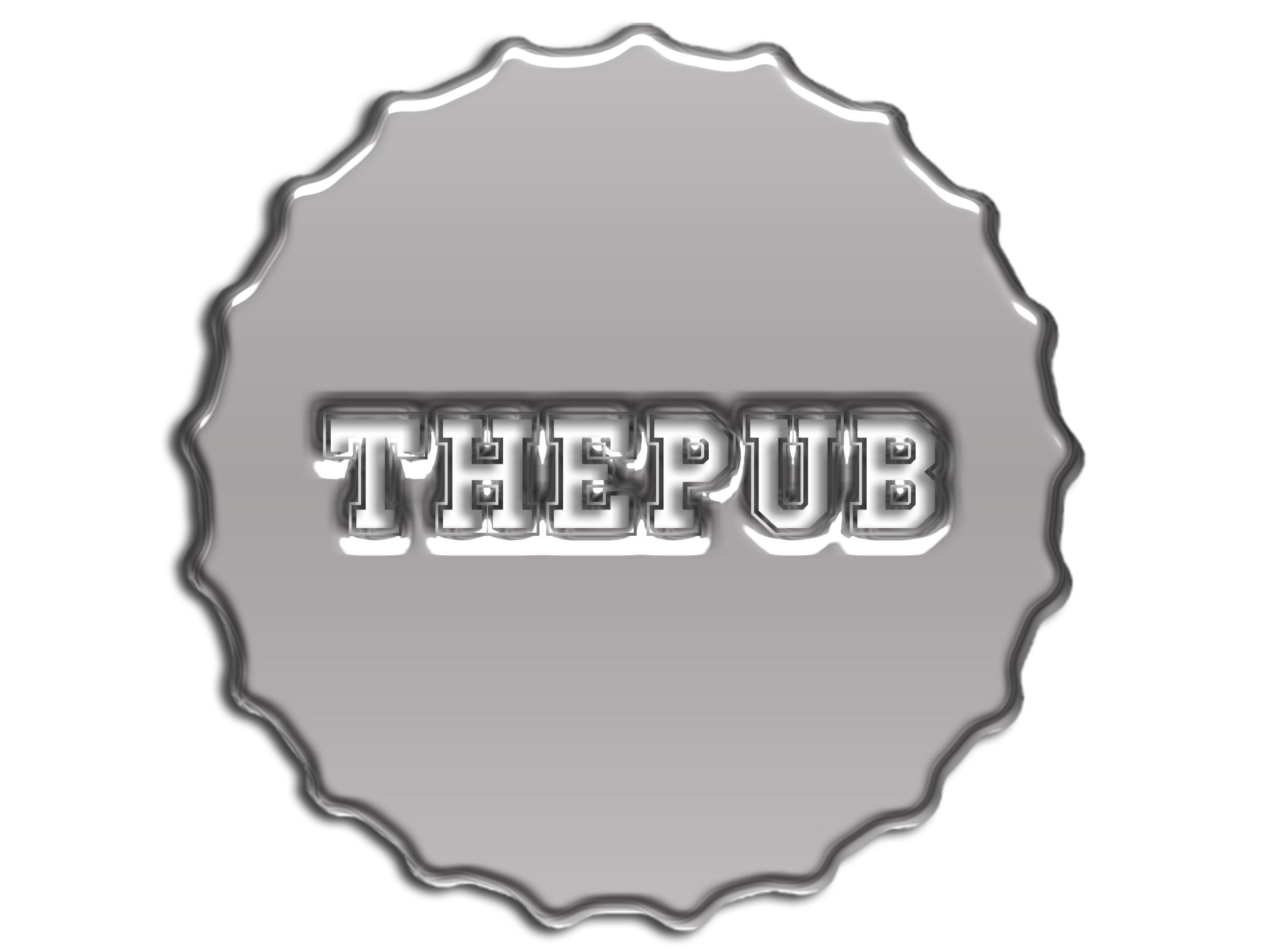 """Разработка логотипа торговой марки """"THEPUB"""" фото f_80051df176d86647.jpg"""