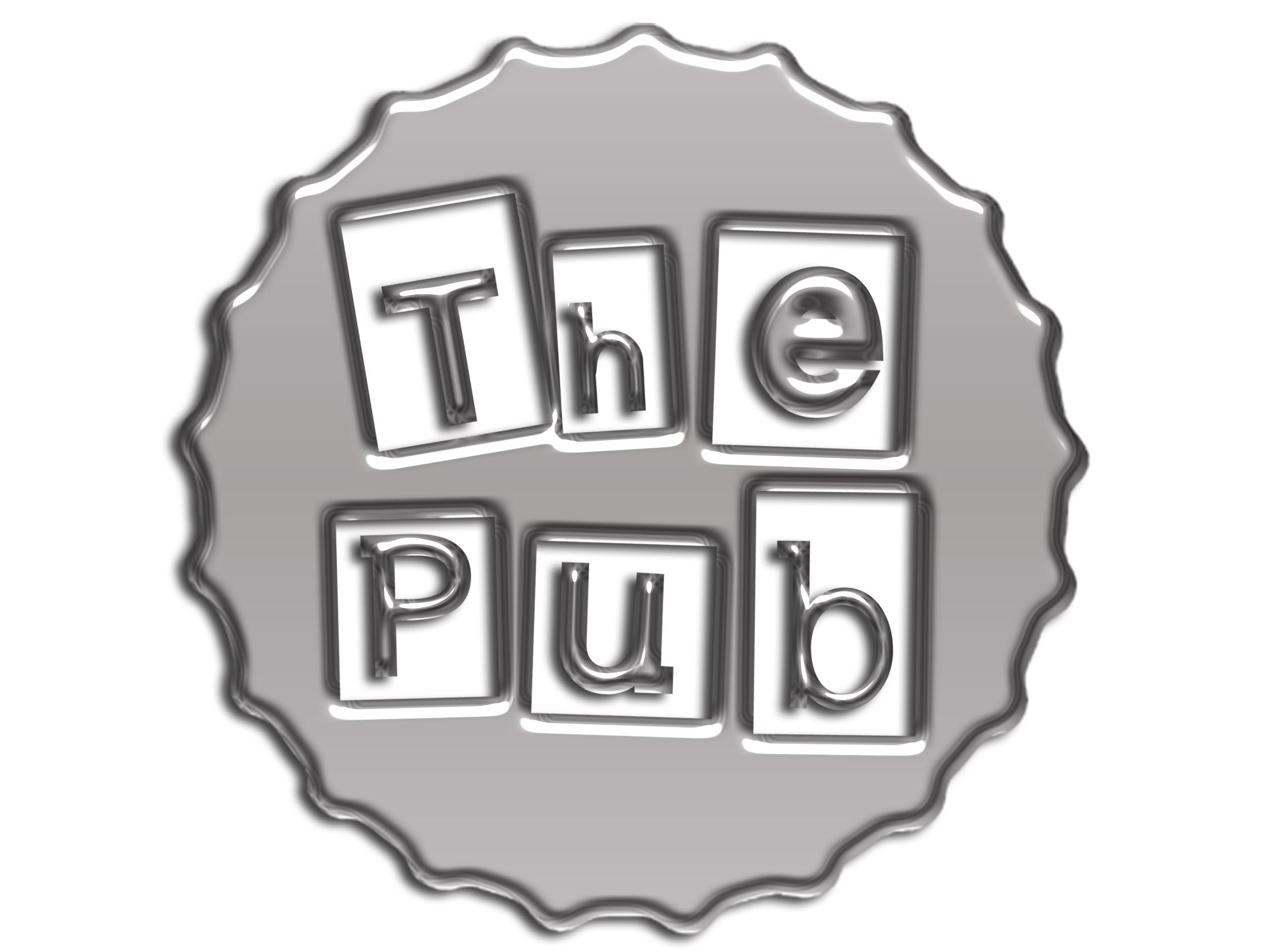 """Разработка логотипа торговой марки """"THEPUB"""" фото f_81151df18389e3d0.jpg"""
