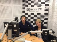 Первый эфир на Business FM