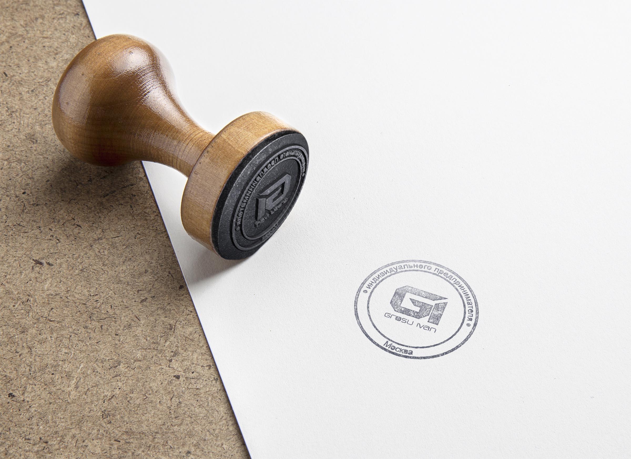 Фамильный логотип и дизайн печати ИП с этим логотипом фото f_1175a2838c84f8f7.jpg
