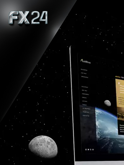 Разработка логотипа компании FX-24 фото f_399545f4a8aa2012.jpg