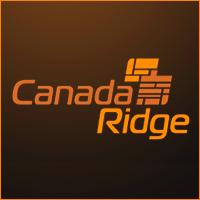 """Сайт для """"Canada Ridge"""""""