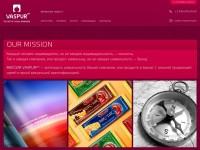 Верстка и программирование сайта на MODX