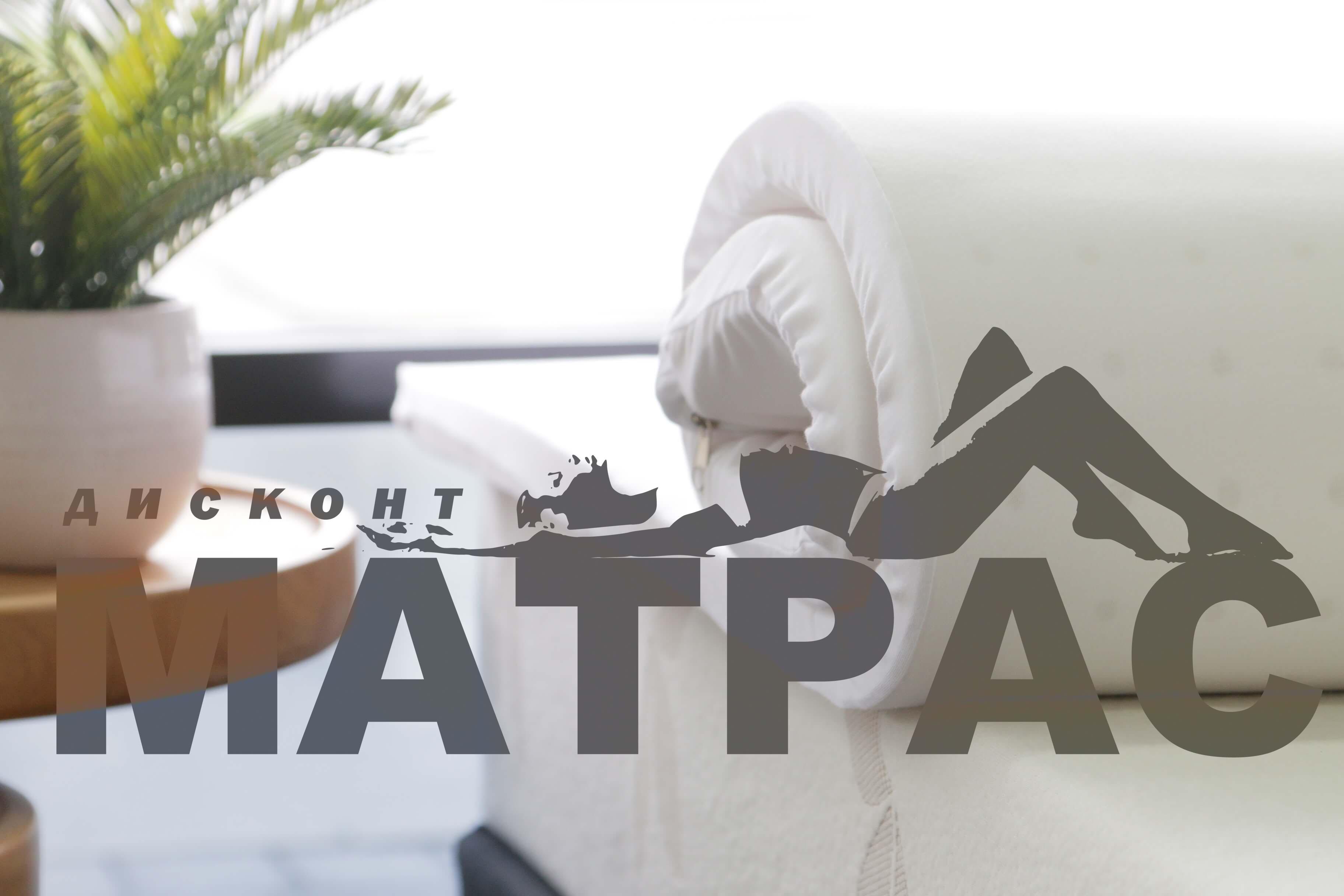 Логотип для ИМ матрасов фото f_1645c8909997516b.jpg